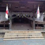 服織神社、例大祭、hataori、足山田町